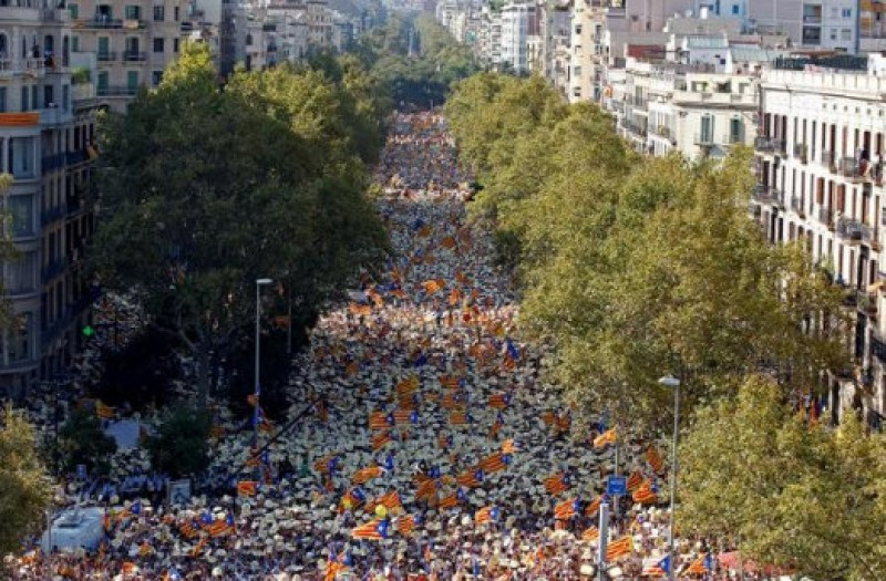 Catalan president aims to complete disconnection process by next July
