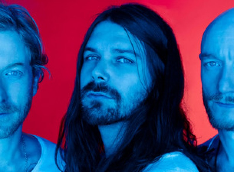 25th and 26th January 2017, Biffy Clyro play two dates in Spain