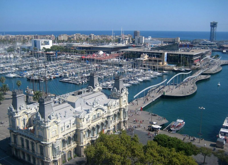 Barcelona proposes tourism tax on cruise ship visitors