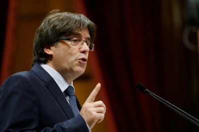 Catalan government will hold independence referendum with or without the agreement of Spain