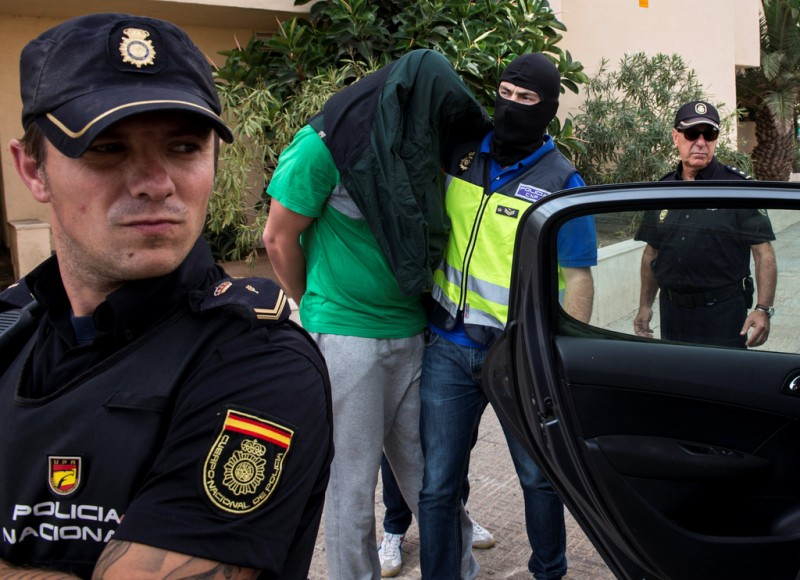 5 arrested in swoop on Islamic State Cell in Barcelona, Melilla, Brussels and Germany