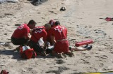 Cruz Roja attended 107,000 patients on Spanish beaches this summer