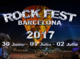 Rock Fest 2017 in Barcelona