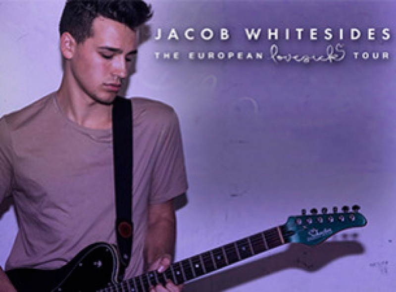 6th and 7th February 2017 Jacob Whitesides  Live