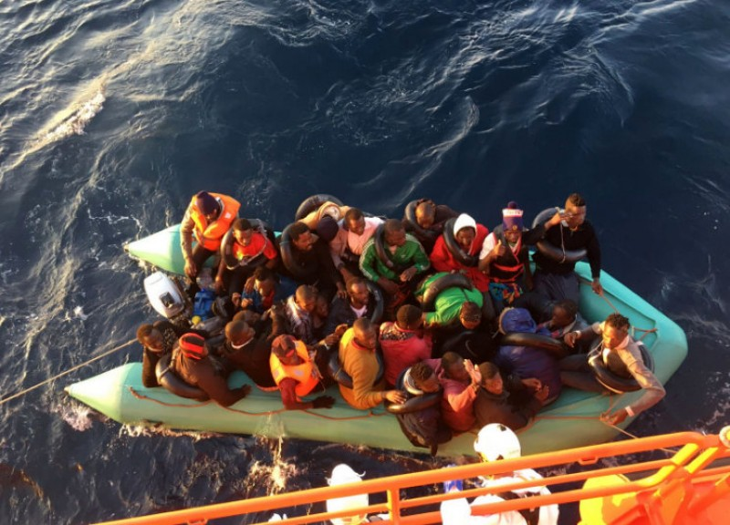 No let-up in flow of would-be immigrants heading for Spain from Africa