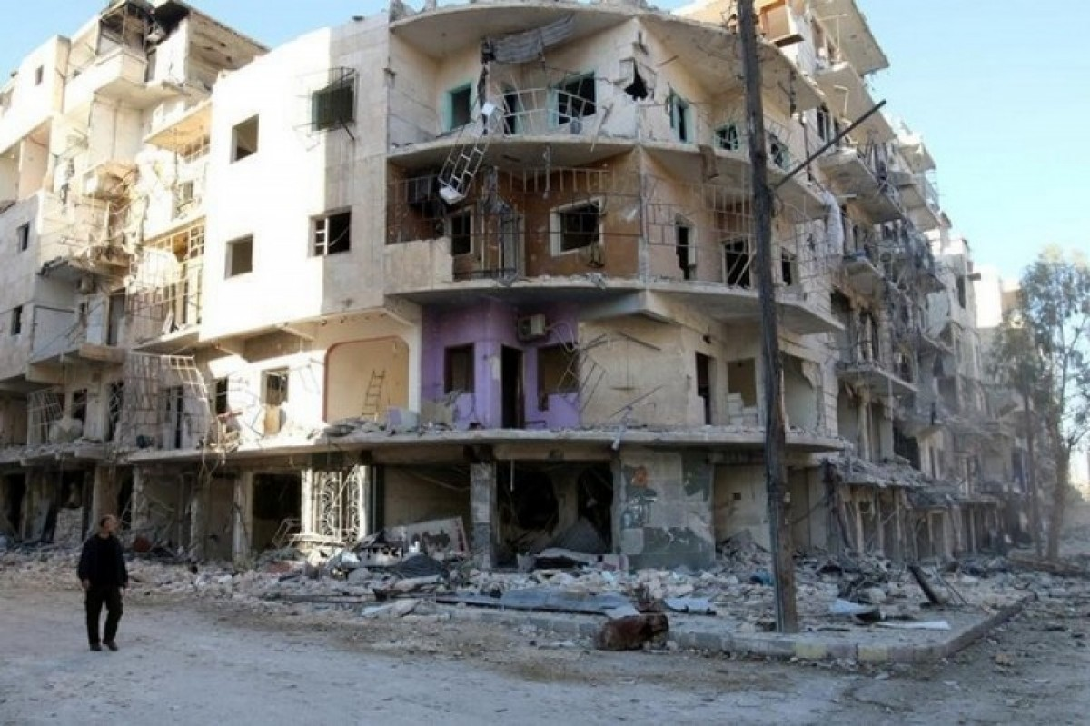 Syrian army and Russian jets halt Aleppo bombardment for second day