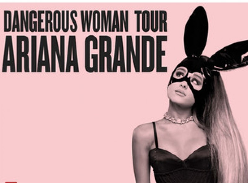 Ariana Grande brings her Dangerous Woman tour to Spain