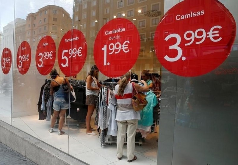 Spanish retail sales continue steady recovery