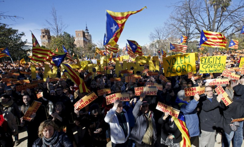 Catalan separatists sceptical over chances of success