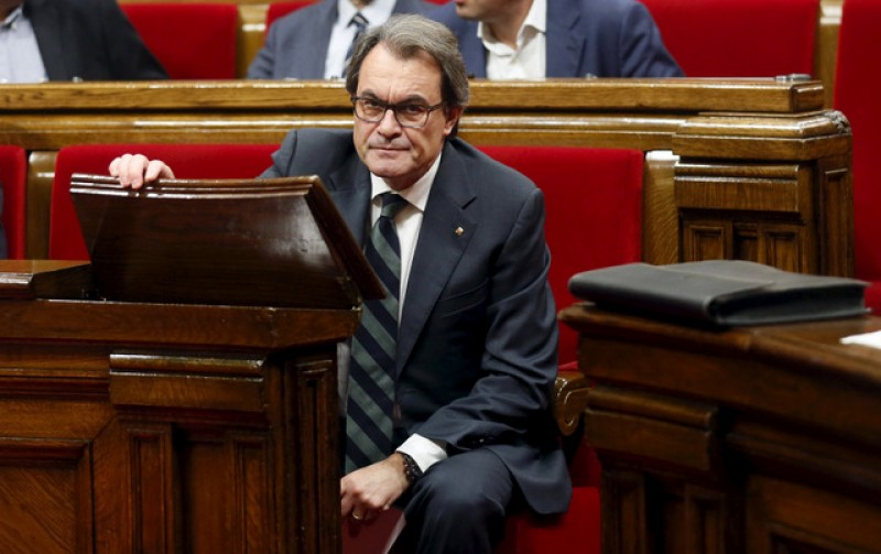 Former Catalan president spent 645,000 euros on trips abroad in 4 years