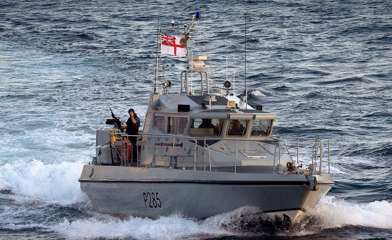 Royal Navy in latest flare-up of tension off Gibraltar
