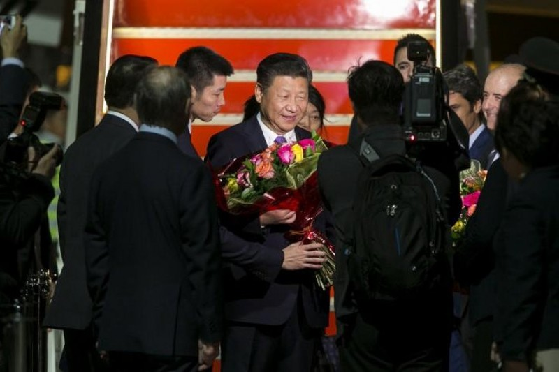 Chinese President brings 160-strong entourage to Gran Canaria