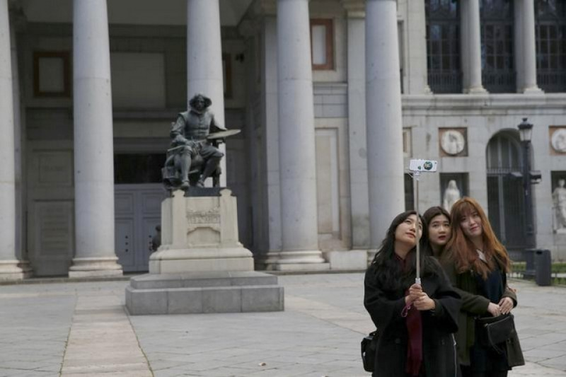 Foreign visitor numbers up by 11 per cent in Spain in October