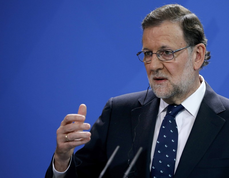 Spain must maintain policy of fiscal consolidation says Rajoy