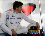 Alonso happy at McLaren, says Brown