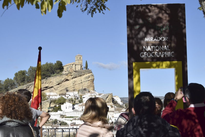 Montefrio in Granada celebrates 100-fold increase in tourism