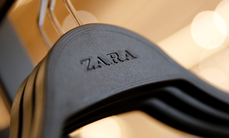 Zara owner Inditex keeps up with weather forecasts to boost sales growth