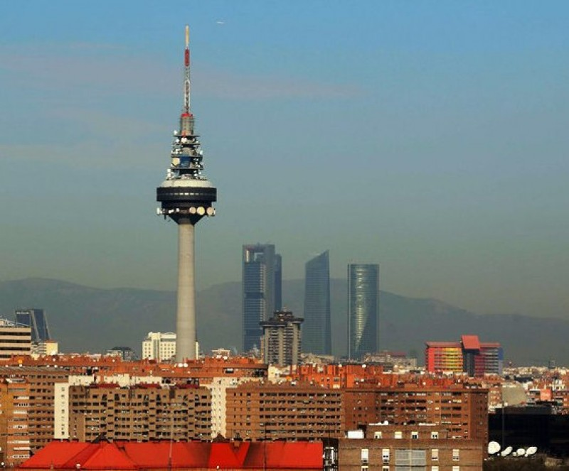 Madrid speed limits lowered as pollution levels rise again