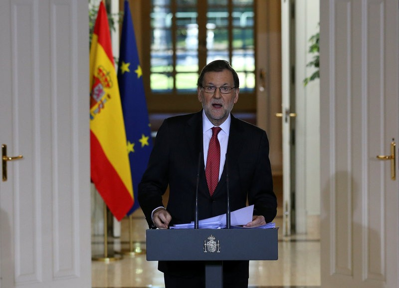 There will be no Catalan Independence referendum in 2017 says Spanish PM