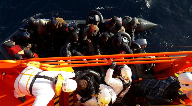 32 more would-be immigrants brought ashore in Almeria