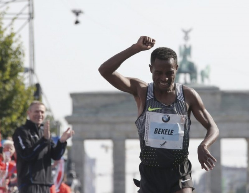 Bekele will compete in London Marathon