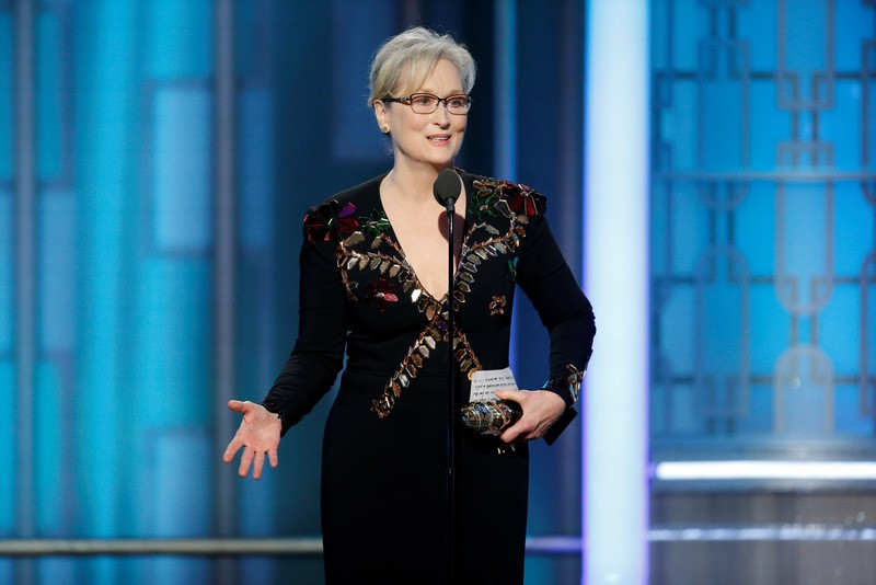 Trump calls Meryl Streep over-rated after blistering attack at Golden Globe awards
