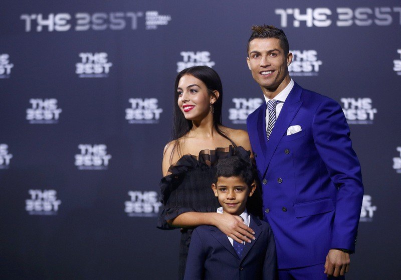 Ronaldo wins FIFA's player of the year award
