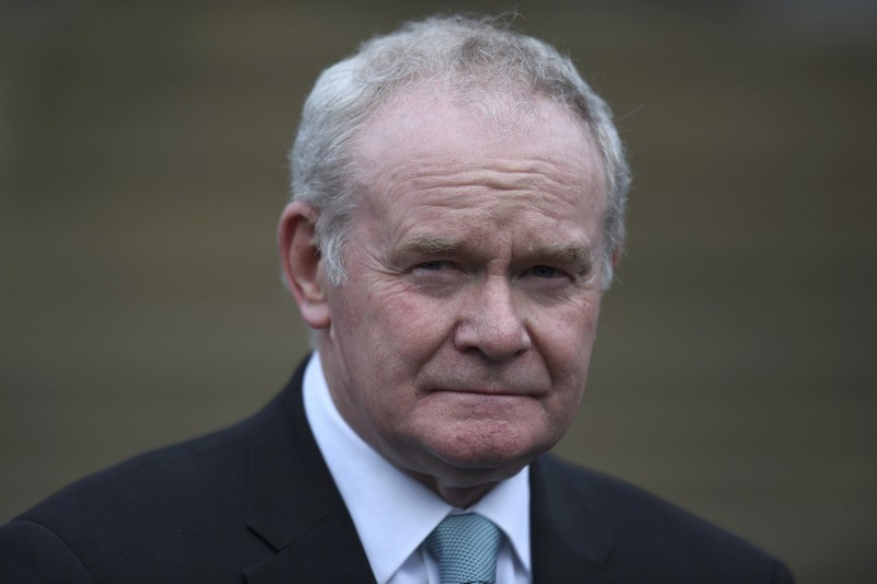 Northern Ireland faces elections as deputy leader McGuinness quits