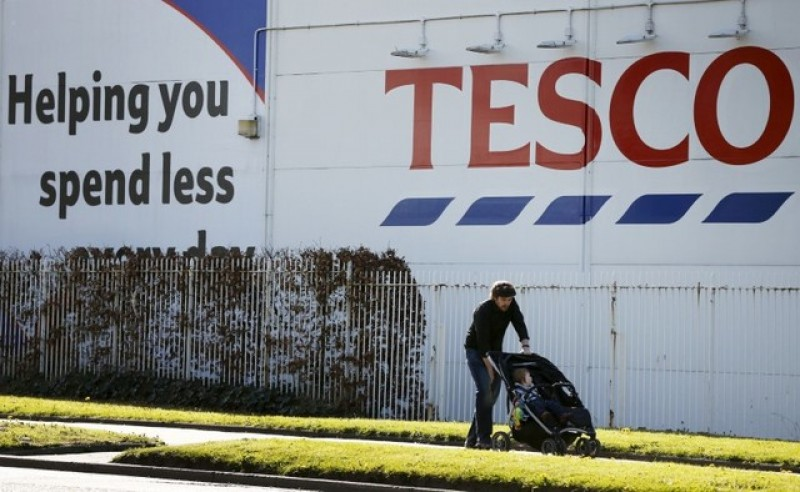 Tesco distribution shake-up will cut 500 jobs