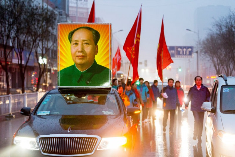 Chinese professor sacked after criticising Mao online