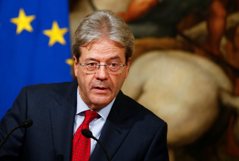 Italian PM hospitalised following heart problems