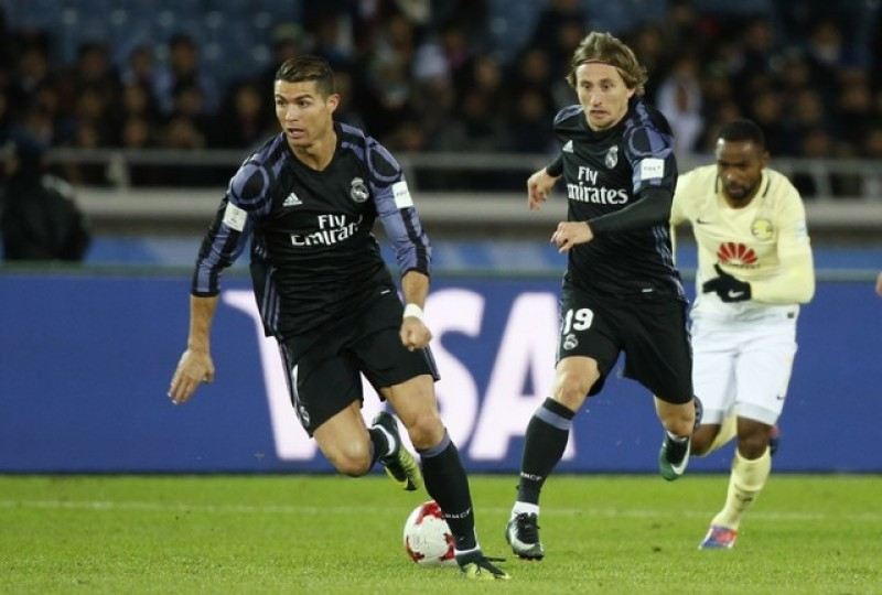 Ronaldo, Modric rested for King's Cup game at Sevilla