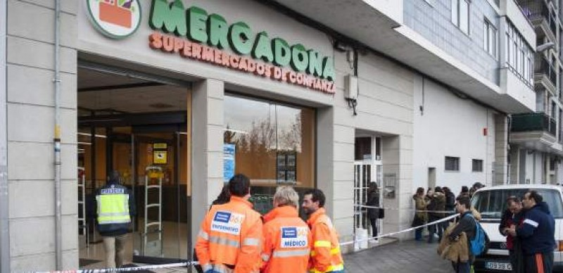Galicia shoppers shocked by fanatic supermarket gunman