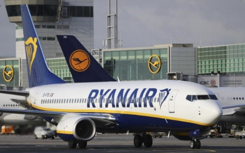 Ryanair consolidates position as the most used airline in Spain