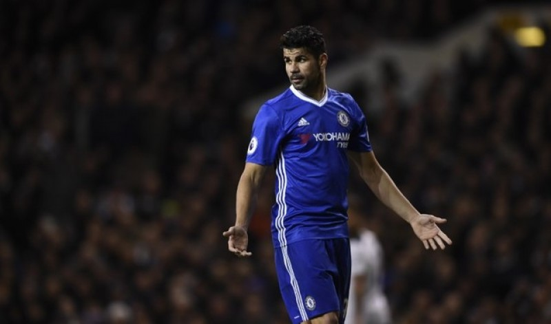 Chelsea manager chooses words with care as Diego Costa misses Leicester game