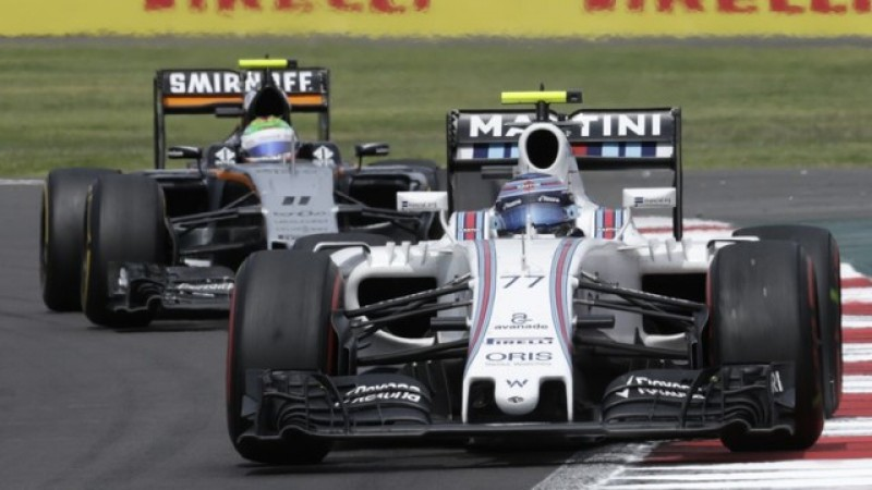 Bottas move to Mercedes is close, says Williams