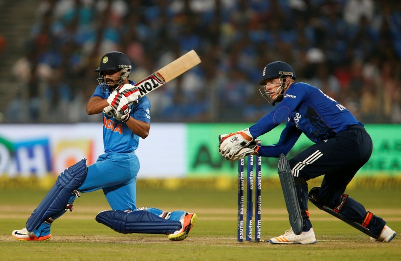 India take first one-day international against England