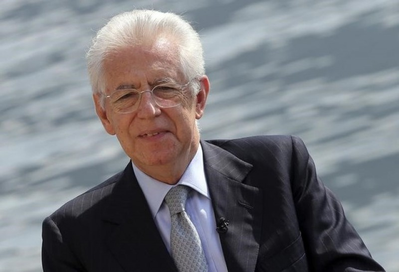 Monti says EU needs new budget to face security woes in Trump era