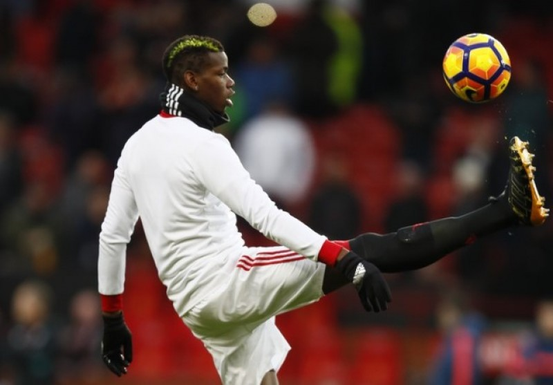 Ibrahimovic tells Pogba to get used to pressure