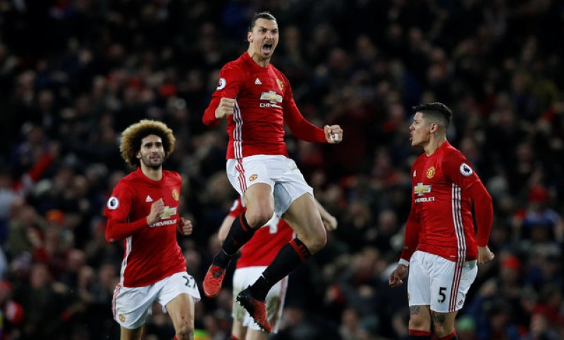 Ibrahimovic invaluable for Man United youngsters