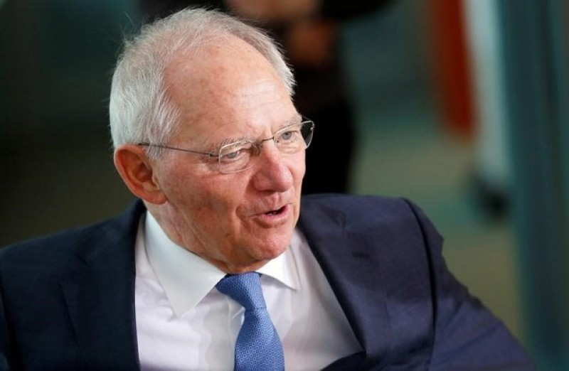 German finance minister preparing for Greek aid without IMF