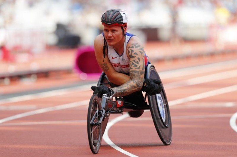 Paralympic great Weir brands British Athletics a joke