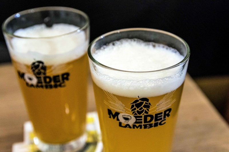 Does the rise of U.S. brews spell the end of traditional Belgian beer?