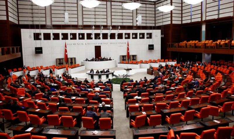 Turkish parliament approves more constitutional reform articles