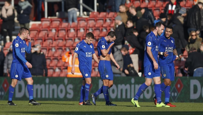 Misery continue for Leicester as they lose to Southampton