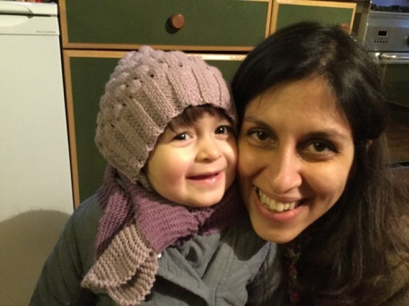 British-Iranian aid worker sentenced to jail for cooperation with BBC