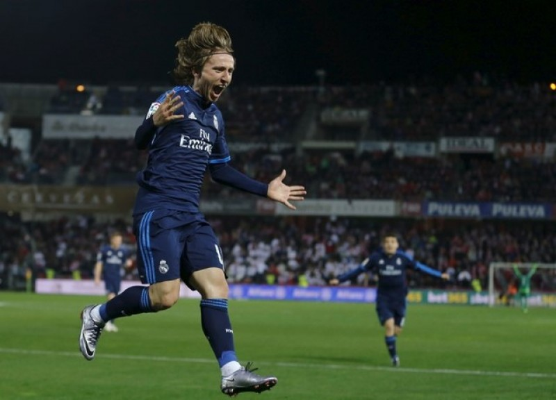 Real's Modric and Marcelo sustain muscle injuries