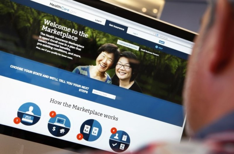 Fund managers betting Trump fails to rewrite Obamacare