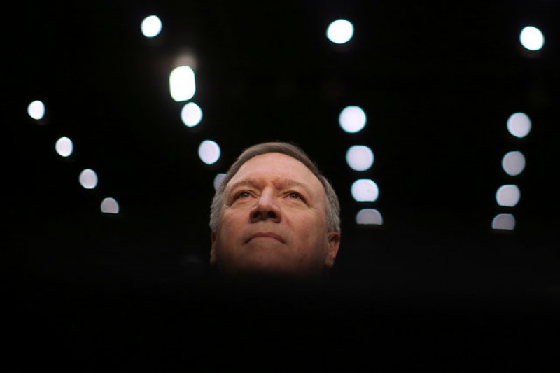U.S. Senate confirms Pompeo to be Trump's CIA director
