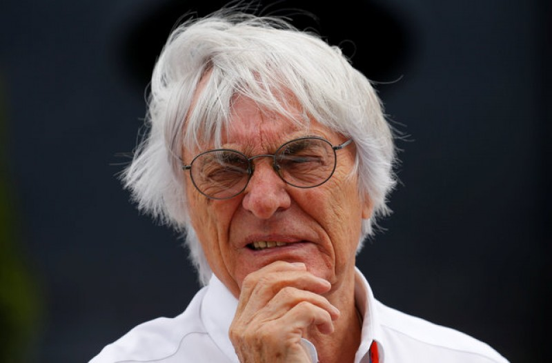 Ecclestone's exit marks end of an era for F1